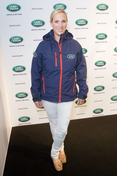 Zara Phillips Photos Photos - In this handout photo supplied by the Land Rover, Zara Phillips attends the launch of Land Rover's 'New Discovery' at Packington Hall on September 27, 2016 in Solihull, England. - Land Rover Unveil The New Discovery At Show-Stopping Global Reveal Event