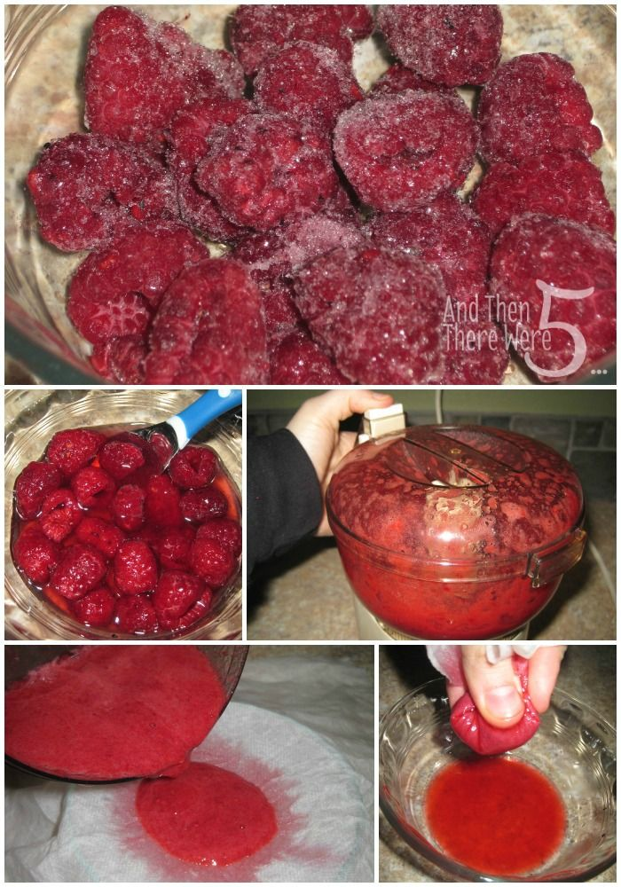 How to make all-natural red food coloring