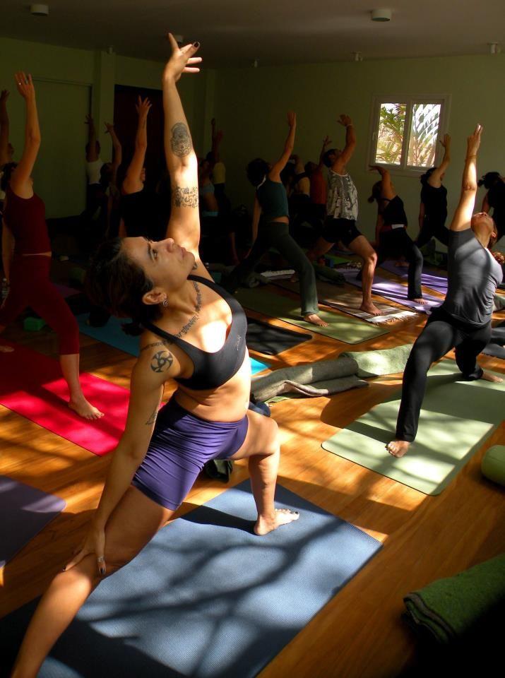 #Yoga #Flow Center #Brazil