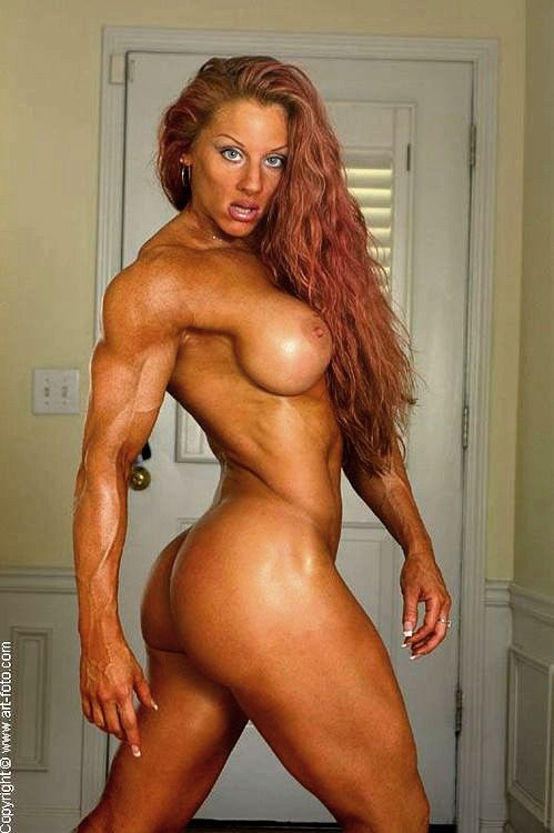 Muscle Lady Porn 107