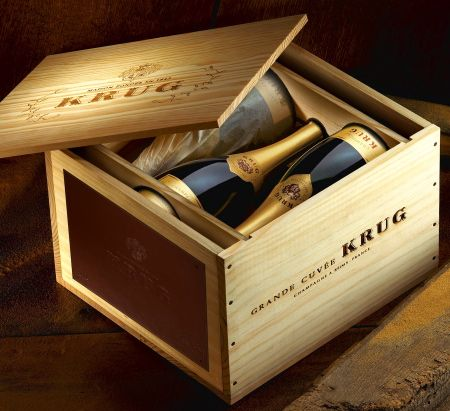 Krug Grand Cuvée - Not the best but the standard by which all champagne is judge.
