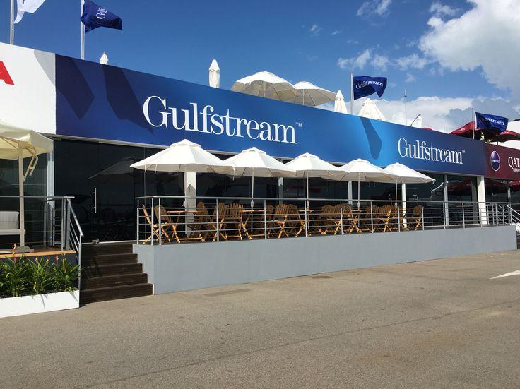Gulfstream chalet rear