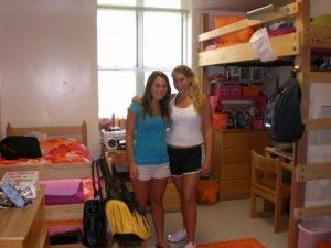 Top 25 things a student might forget when moving into a dorm room!