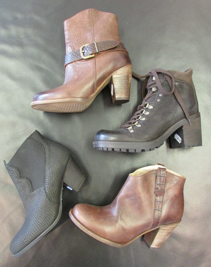 Kmb anckle boots to die for