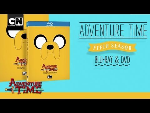 Giveaway – Adventure Time: Season 5 DVD Set – 3 Winners – Ends 8/10/15 | Mama Likes This