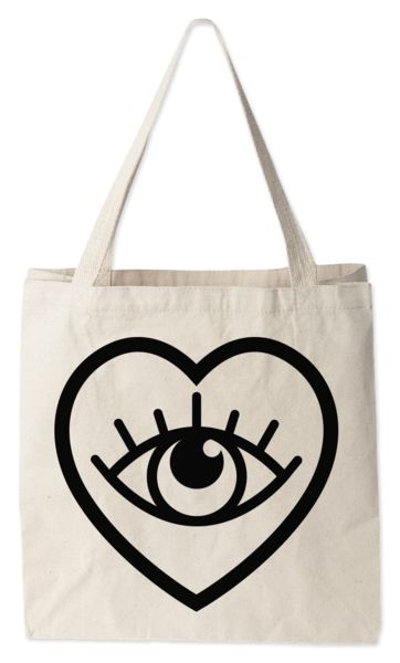Love this tote bag from Today's Special. Higher Eye