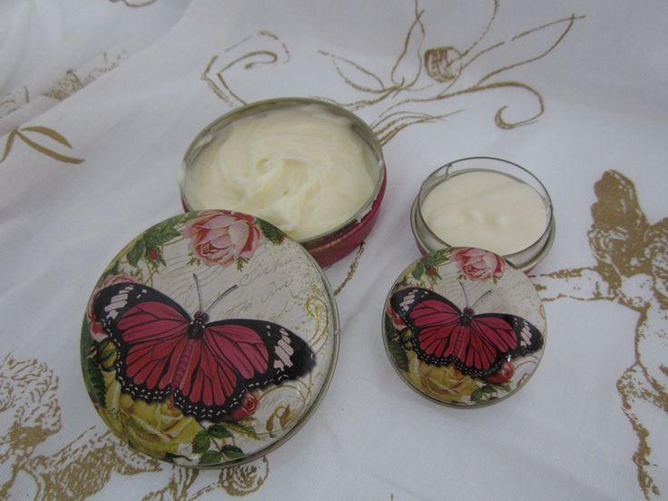 Lip & body butter