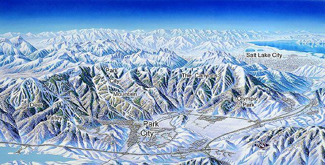 Park City Utah. Check