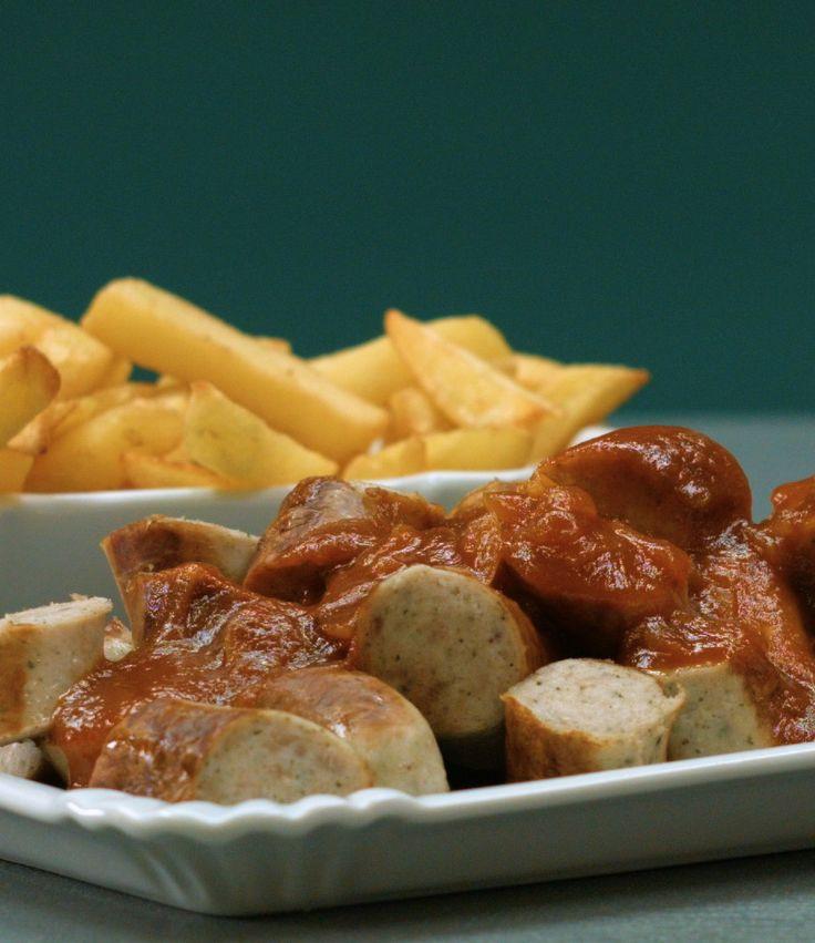 Currywurst-Soße