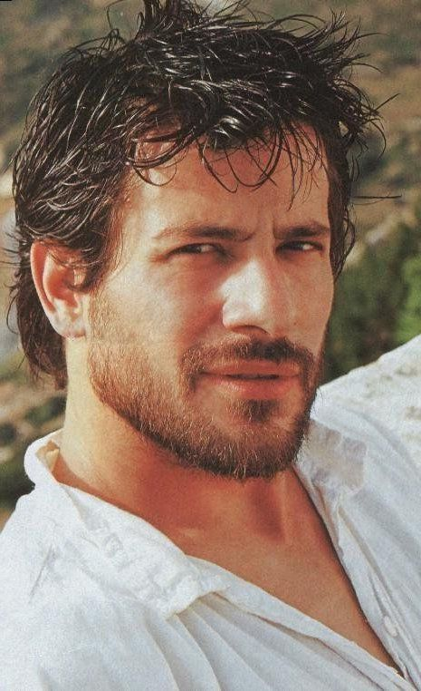 """Alexis Georgoulis from the movie 'My Life In Ruins"""""""