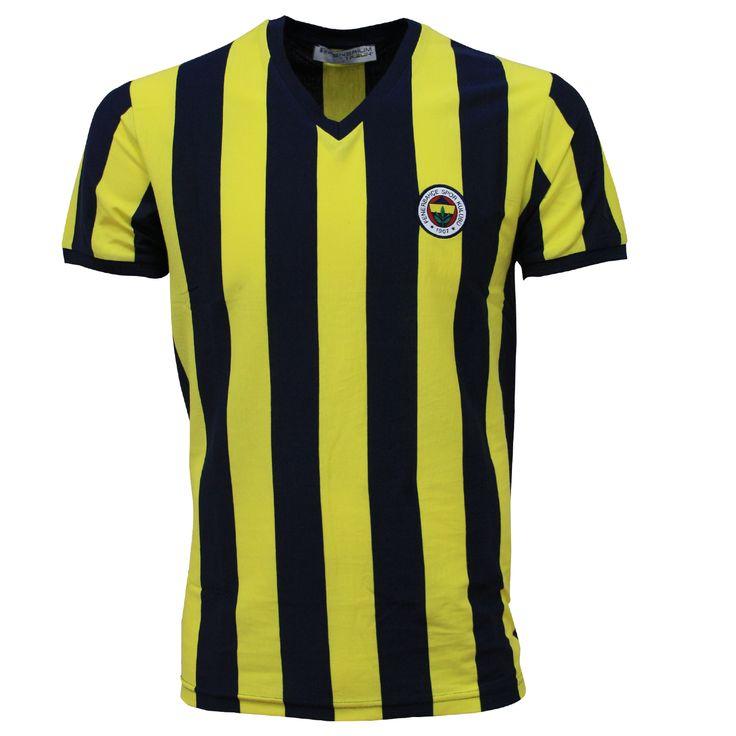 Çubuklu T-Shirt