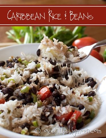 how to make perfect jamaican rice and peas