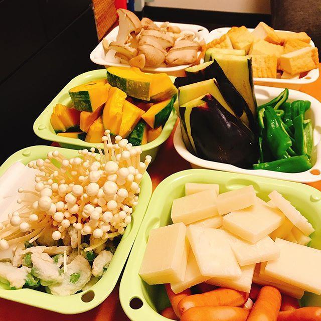 家で焼肉をする度に野菜と練り物の割合が増えていく笑 練り物 焼肉