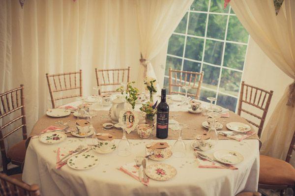 Fun Map Inspired Wedding Afternoon Tea http://karibellamy.com/