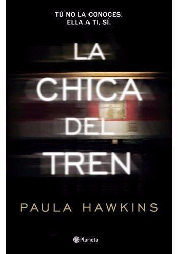 CHICA DEL TREN,LA   PAULA HAWKINS  MEJORESLIBROS