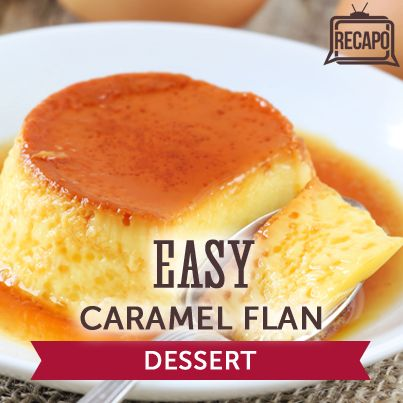 Make Carla Hall's Blender Flan Recipe from The Chew episode featuring General Hospital cast members, including Tyler Christopher and Jason Thompson.