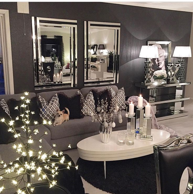 Only Best 25 Ideas About Dark Living Rooms On Pinterest: 25+ Best Ideas About Bling Bedroom On Pinterest