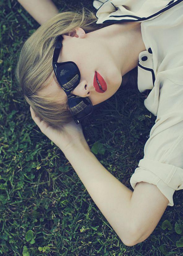 Taylor Swift RED album art, LOVE <3