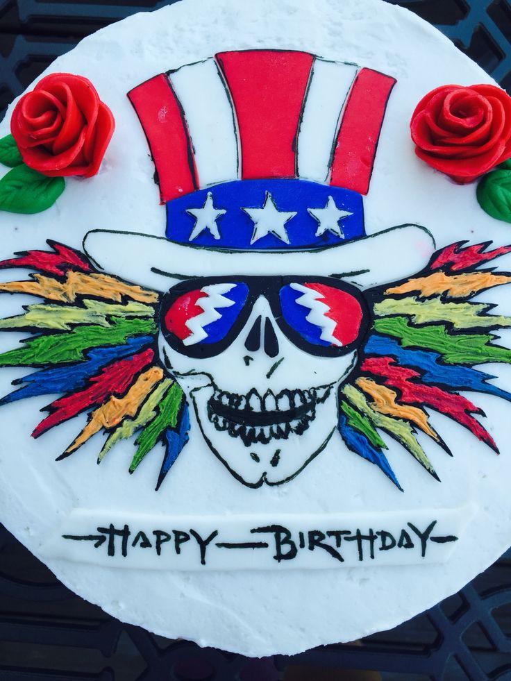 12 best Grateful Dead Birthday images on Pinterest Grateful dead