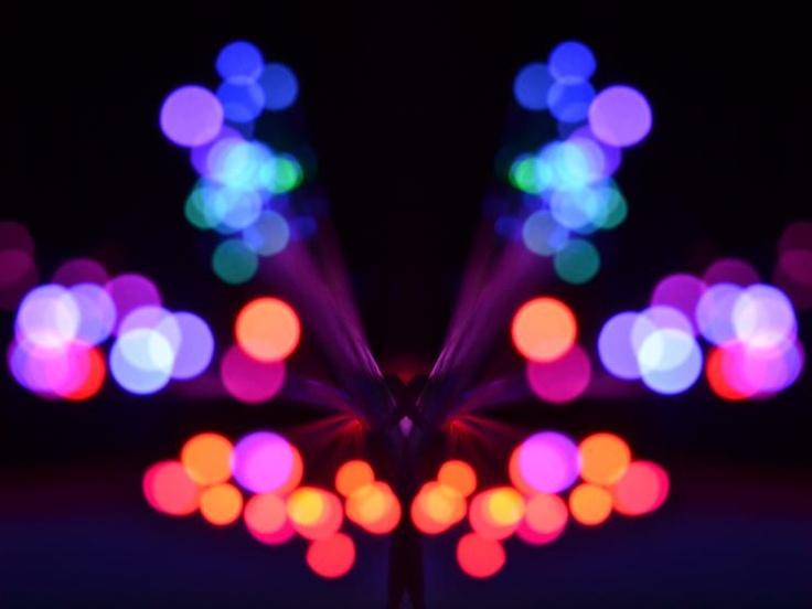 """Nell'incantata magia delle fibre ottiche  ( Nikon D3100- f/5.6-1/6""""-iso1600-55mm ) by ennetta @ http://adoroletuefoto.it"""