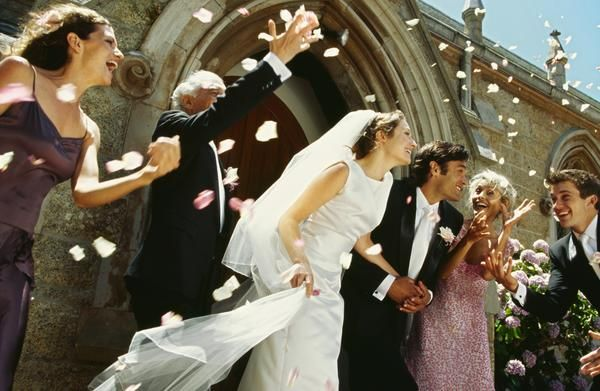 How to Plan a Wedding for Under $5000. I like how this site breaks the prices down.