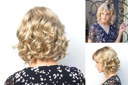 Amore Reign wig, Lace Front & Double Monofilament, René of Paris