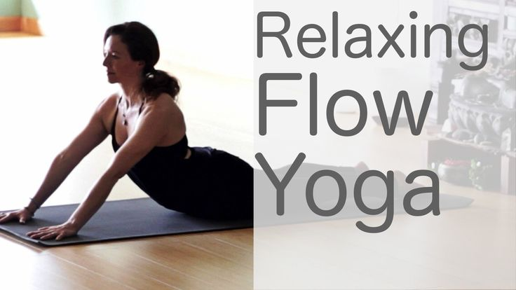 Free Yoga Class Fun Relaxing Evening Flow: Yoga with Lesley Fightmaster