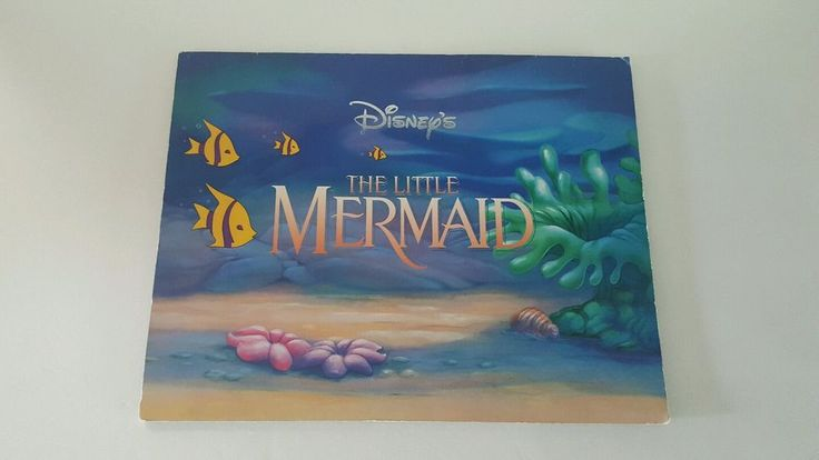 Disney Store THE LITTLE MERMAID lithographs 2 with portfolio | Collectibles, Disneyana, Contemporary (1968-Now) | eBay!
