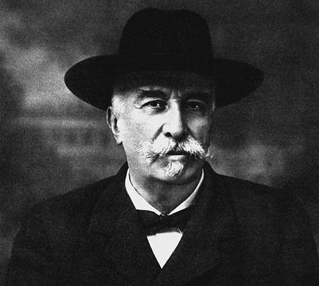 Giovanni Giolitti (1842-1928)....... Italian Statesman & 5X Prime Minister of Italy
