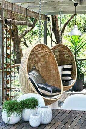 17 mejores ideas sobre sillas colgantes en pinterest for Antorchas para jardin precio