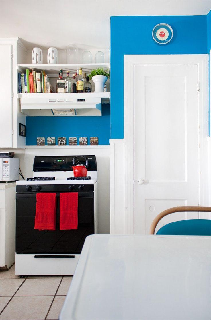 20 Bold & Beautiful Blue Wall Paint Colors