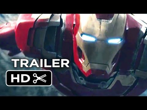 Avengers: Age of Ultron Official Extended Trailer (2015) - Avengers Sequel Movie HD - YouTube