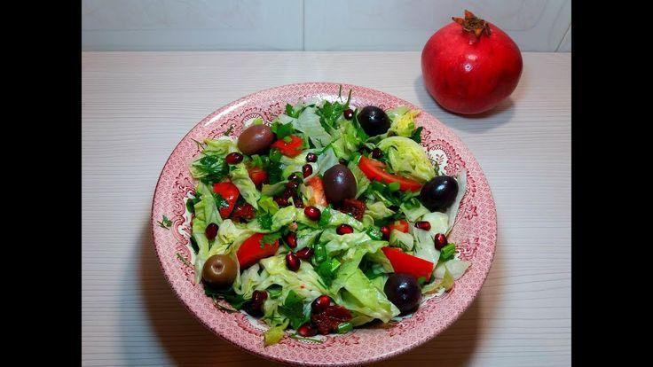 САМЫЙ ВКУСНЫЙ  САЛАТ за 5 мин ПРОСТО и БЫСТРО   Самый простой и очень #вкусный  #салат за 5 мин.Готовится  легко, из доступных продуктов и получается очень вкусно. #Рецепт простой.