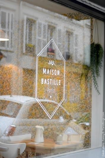 Maison Bastille Coffee Shop  Maison Bastille 34 bis rue Amelot