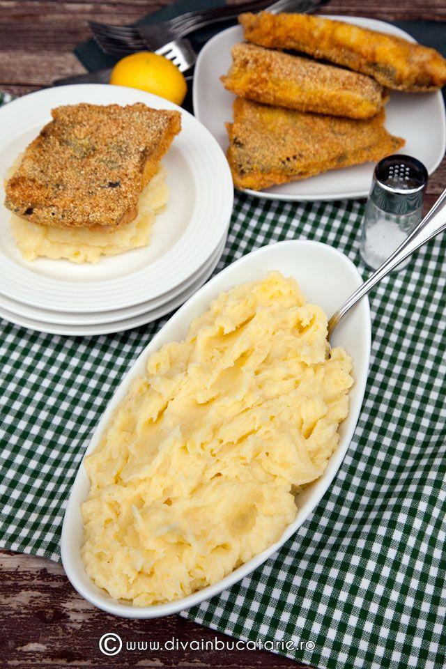 Supa groasa de cartofi noi | Diva in bucatarie