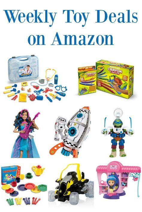 Amazon Toys on Sale!
