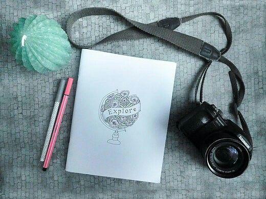 Een orgineel schrift voor op school! Handgemaakt met veel liefde voor maar €1,50 per stuk. Kijk ook eens naar de andere designs op de site!