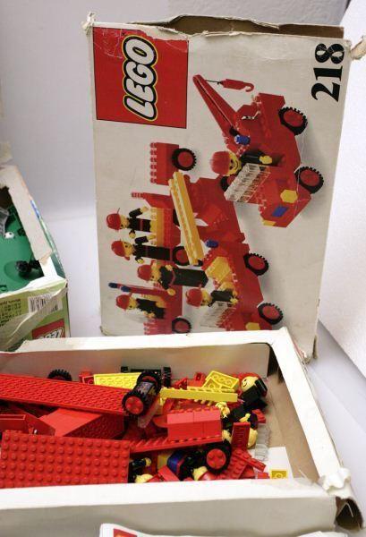 LEGO Steine, Anleitungen, Leerpackungen in Wetzikon ZH kaufen bei ricardo.ch