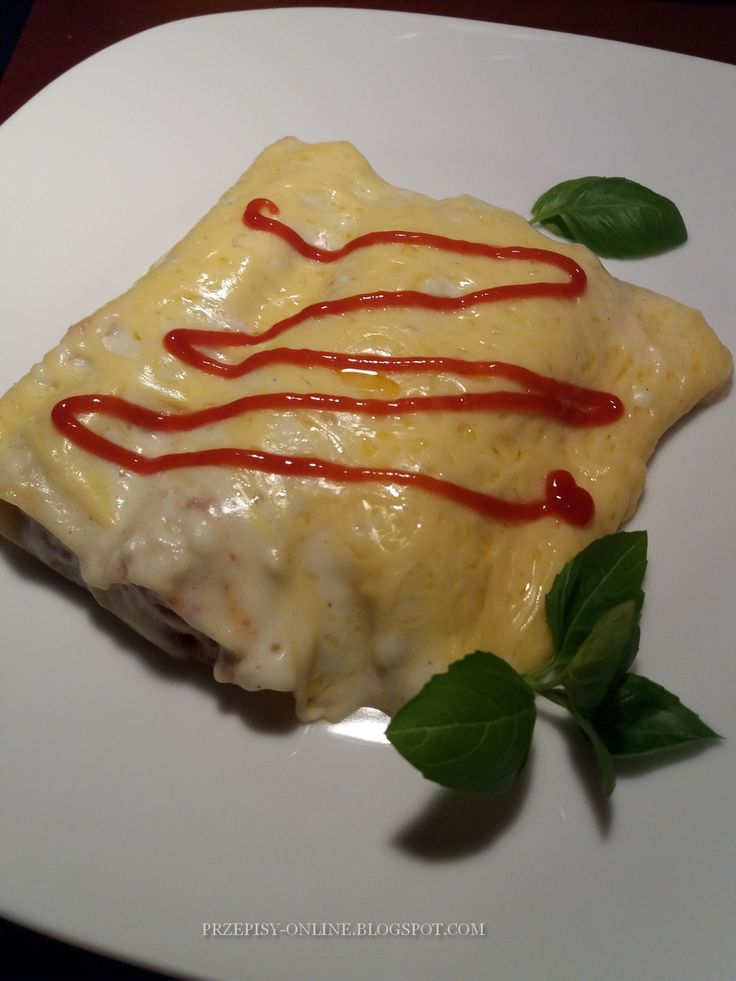 Przepisy Online: Cannelloni