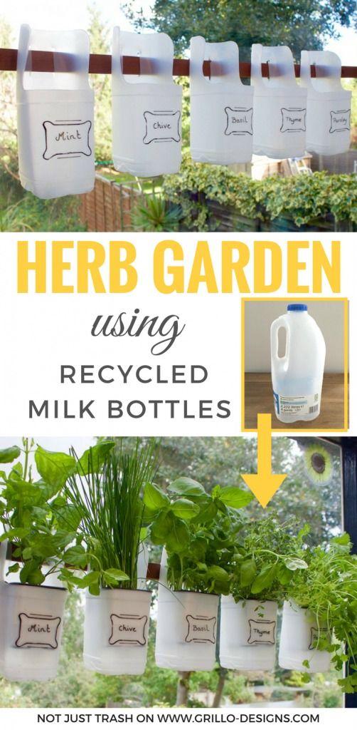 25+ Best Ideas About Diy Herb Garden On Pinterest | Indoor Herbs