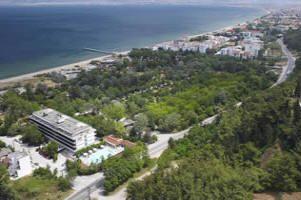 Sunbeach Hotel - Αγία Τριάδα Θεσσαλονίκης - Υγρομόνωση & στεγανοποίηση πισίνας (2007 - 2011)