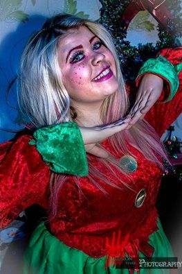 Amy Young as Trixie Sparkle.