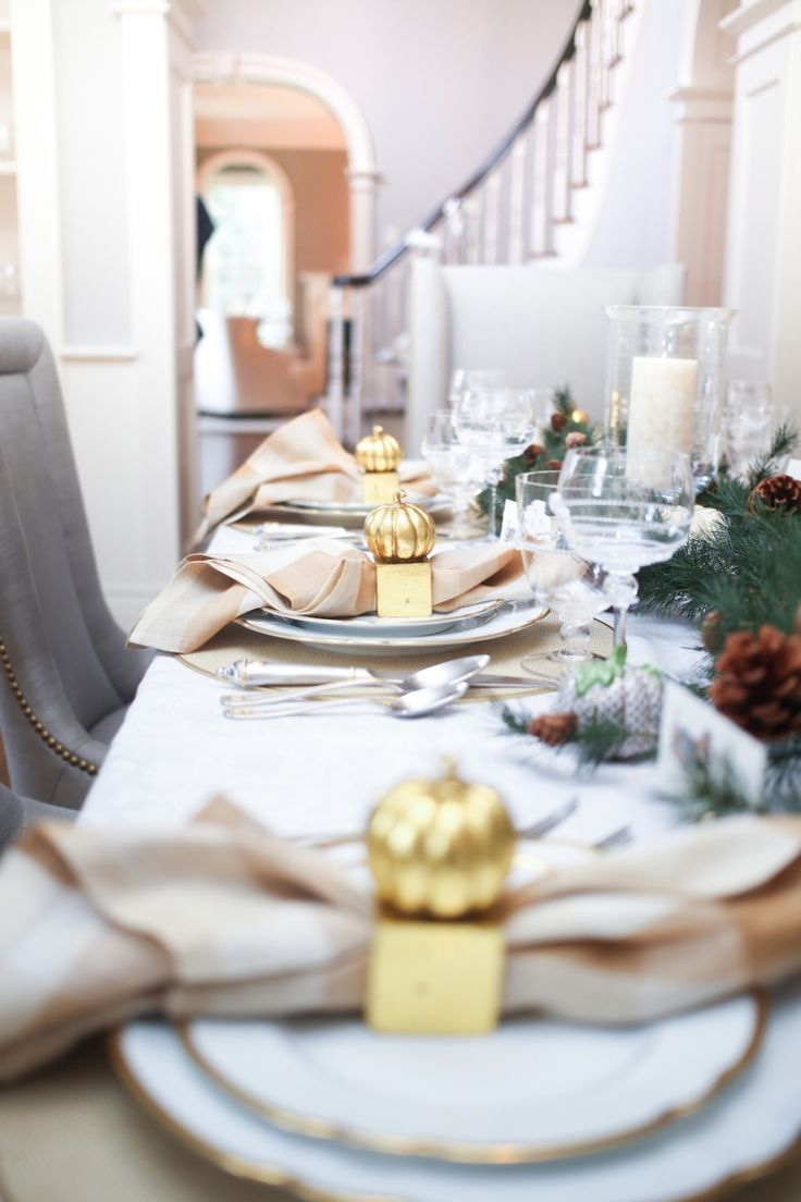 Style your Table for Thanksgiving with Fashionable Hostess + StyleBluePrint Nashville 4