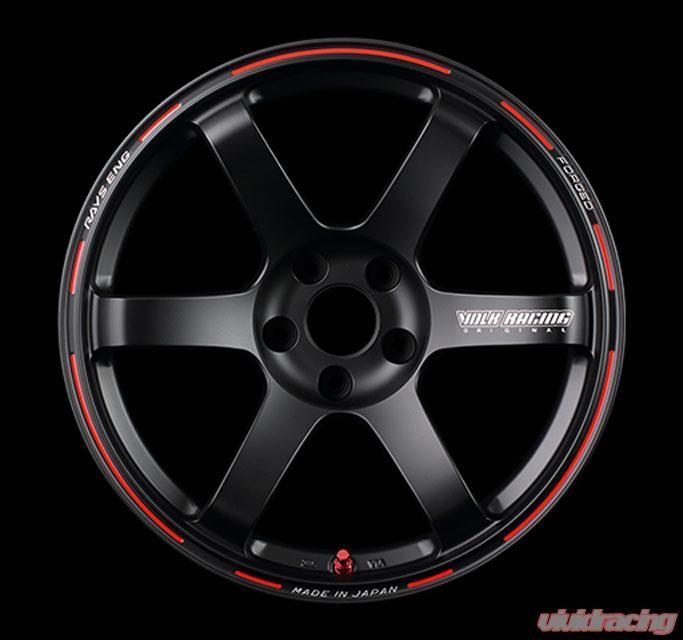Volk Racing TE37 Saga Time Attack Edition Wheel