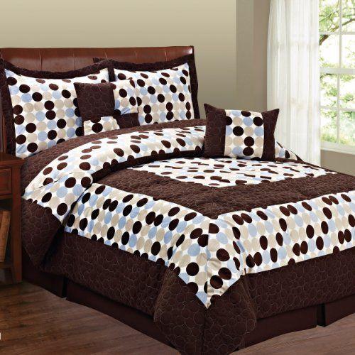 http://archinetix.com/fashion-st-micro-suede-6piece-comforter-set-polka-dot-full-p-6271.html