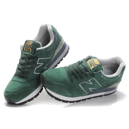 New Balance Running Shoes Green Mens/Womens Classics Sneakers
