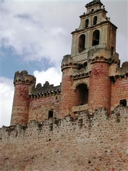 Castillo de Turégano, Segovia, Spain