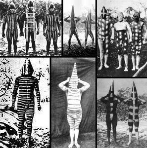 Aborigenes Selk-nam