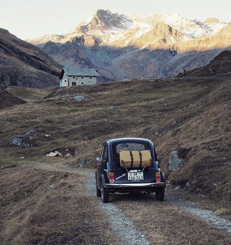 Graubünden, a region in eastern Switzerland, is known for its dramatic Alpine scenery