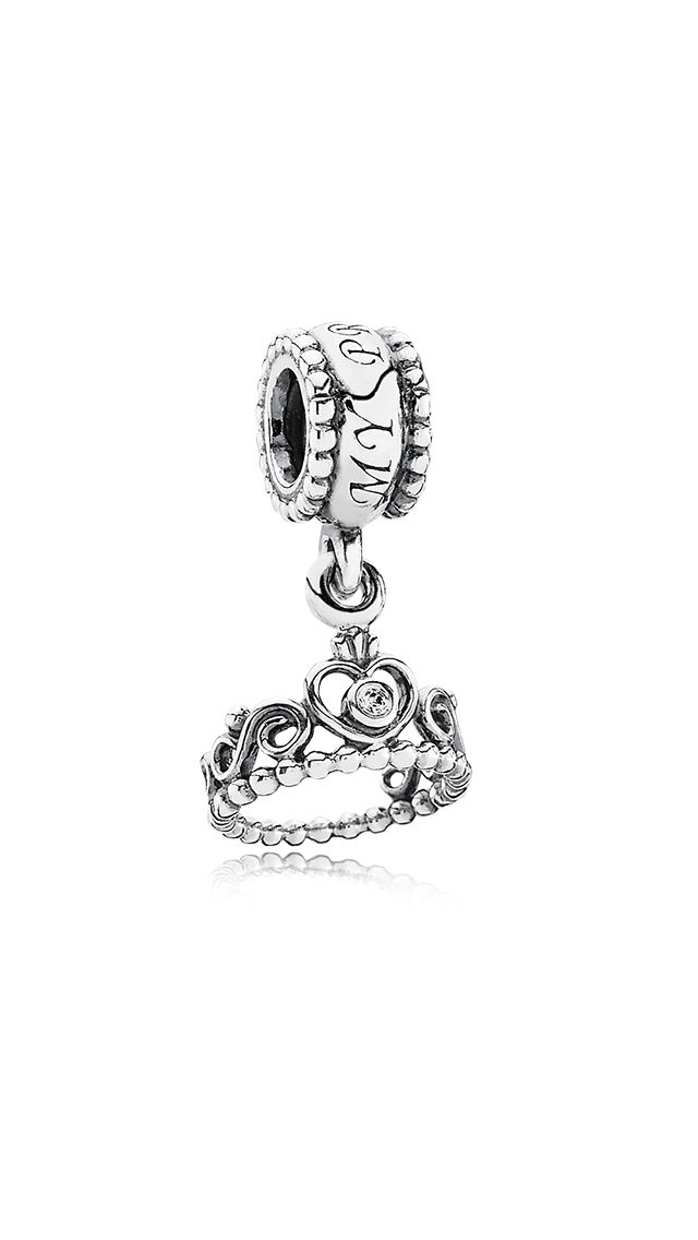 My Princess pandora charm (hubby just bought me this one...absolutely love it!)